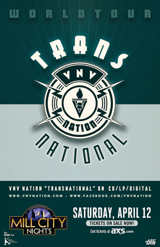 VNV Nation web poster