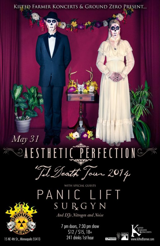 Aesthetic Perfection 'Til Death 2014