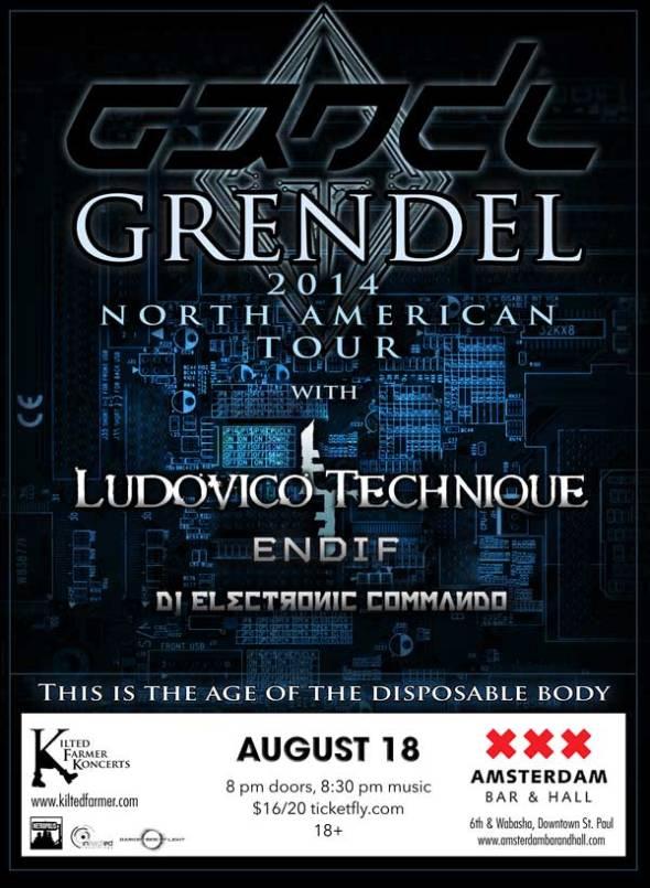 Grendel 2014 flyer