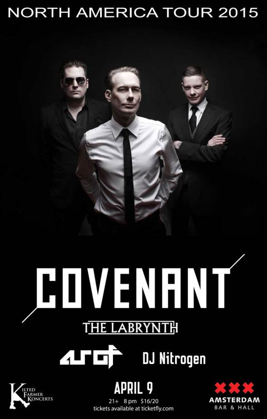 Covenant April 9 Flyer