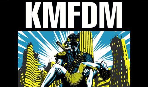 KMFDM art